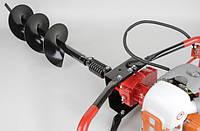 ✔️ Мотобур, бензобур LEX GD520 | 2000W | двухтактный