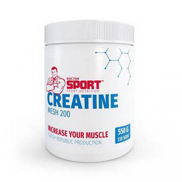 Creatine (550 g, unflavored) Doctor SPORT