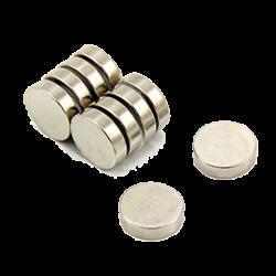 Неодимовый магнит 15 * 3 мм