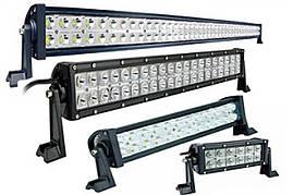 Автофара LED на крышу (6 LED) 5D-18W-SPOT (40)