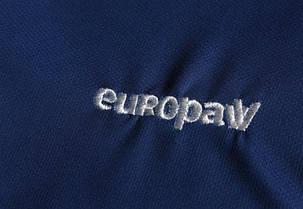 Футбольная форма Europaw 023 т.сине-голубая, фото 2