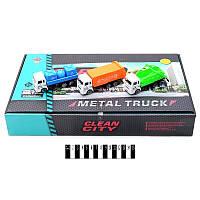 Мет. машина - грузовик 12 шт.в коробке/ЦЕНА ЗА 1 ШТ.