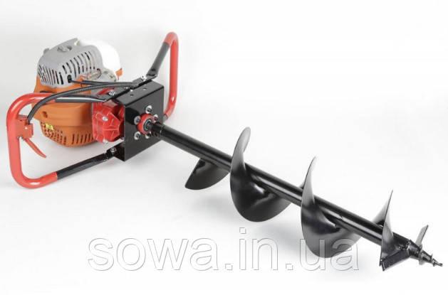 ✔️ Мотобур бензиновый, LEX GD520 | 2000W, 3000 об / мин