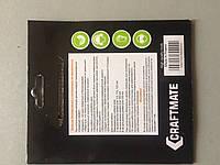 Алмазный диск Craftmate супертонкий 180/22,2мм