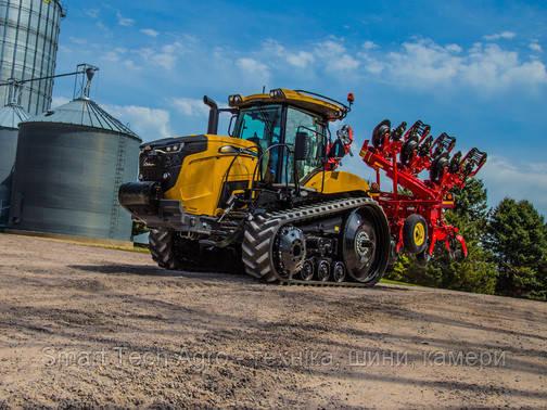 """Резинова гусениця 25"""" (635 мм) Endura Trax для гусеничного трактора Challenger MT700"""