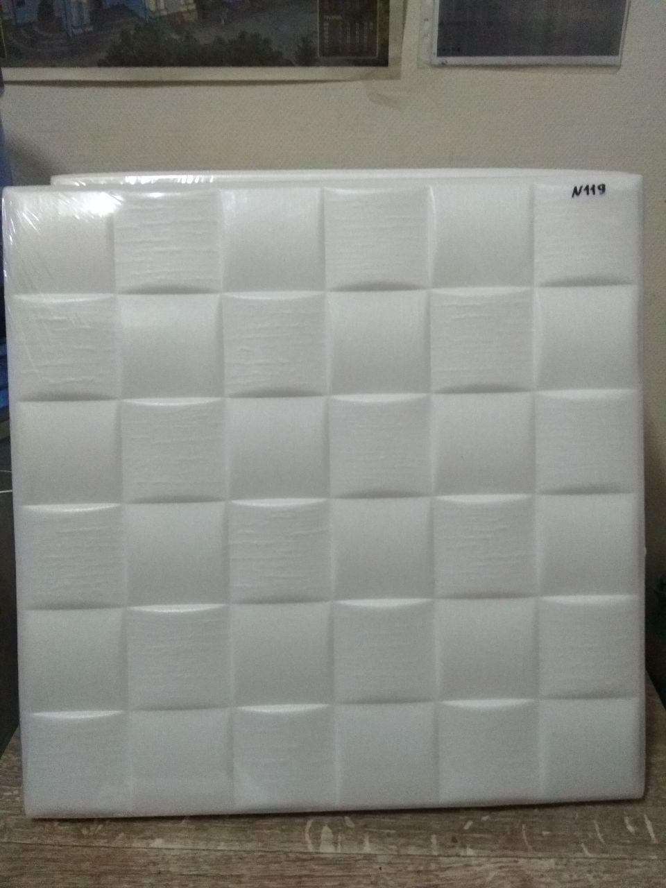 Плитка потолочная ROMSTAR (119) влагонепроницаемая
