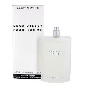 Тестер мужской Issey Miyake L'Eau D'Issey Pour Homme, 125 мл