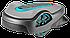 Газонокосилка-робот GARDENA SILENO life 1250, фото 2