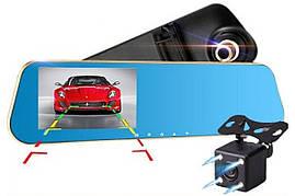 """Зеркало видеорегистратор D22 ANDROID 6.1 (LCD 5"""", GPS)"""