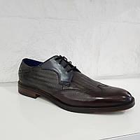 Туфлі чоловічі BUGATTI арт.  639