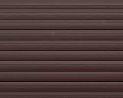 Профиль для роллет Alutech Prestige AR/40 шоколадно-коричневый