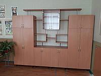 """Модульна стінка для шкільних кабінетів """"Юніор - 2"""""""