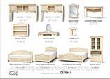 Набор для спальни Селина  (Світ мебелів) , фото 3