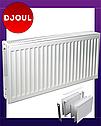 Радіатор сталевий Djoul тип 11 висота 500 1312 Вт, фото 2