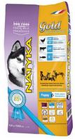Natyka ( Натика ) Gold Puppy & Small Dogs корм для щенков и собак малых пород 4.5 кг
