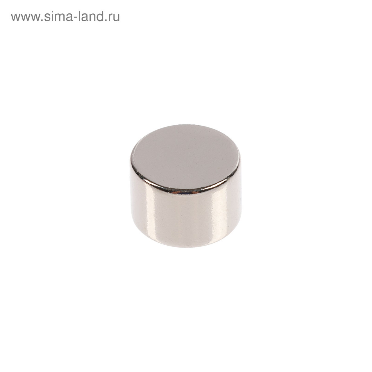 Неодимовый магнит 15 * 10 мм