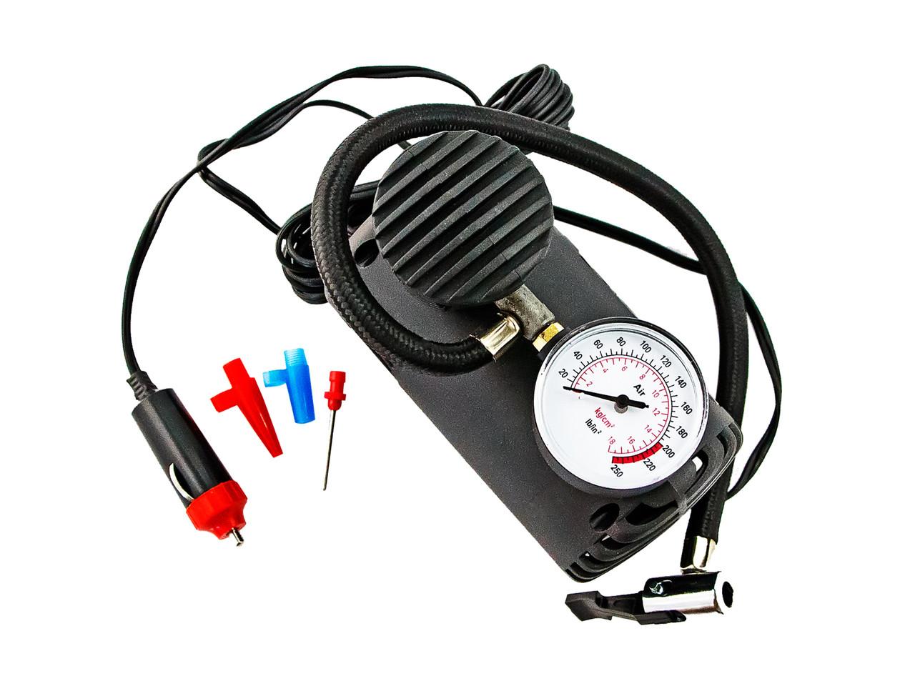 Автомобильный компрессор 250 PSI ( 1406 )