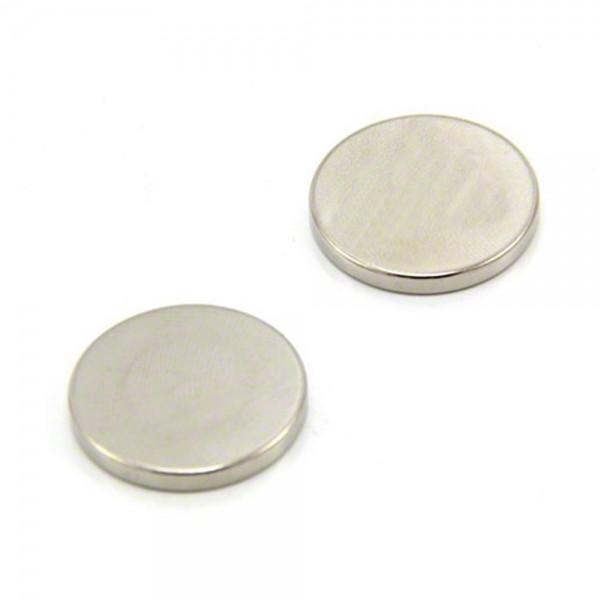 Неодимовий магніт 20 * 3 мм