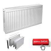 Стальные панельные радиаторы отопления Djoul (Турция)