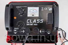 ✔️ Пуско зарядное устройство Euro Craft CLASS460 с автоматической зарядкой, фото 2