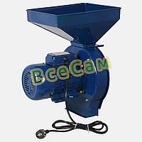 Кормоизмельчитель ДТЗ КР-01 180 кг\ч\1.8 кВт (зерно)