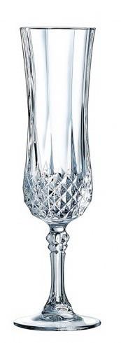 Бокал для шампанского Eclat Longchamp 140мл хрустальное стекло (L7553/1)