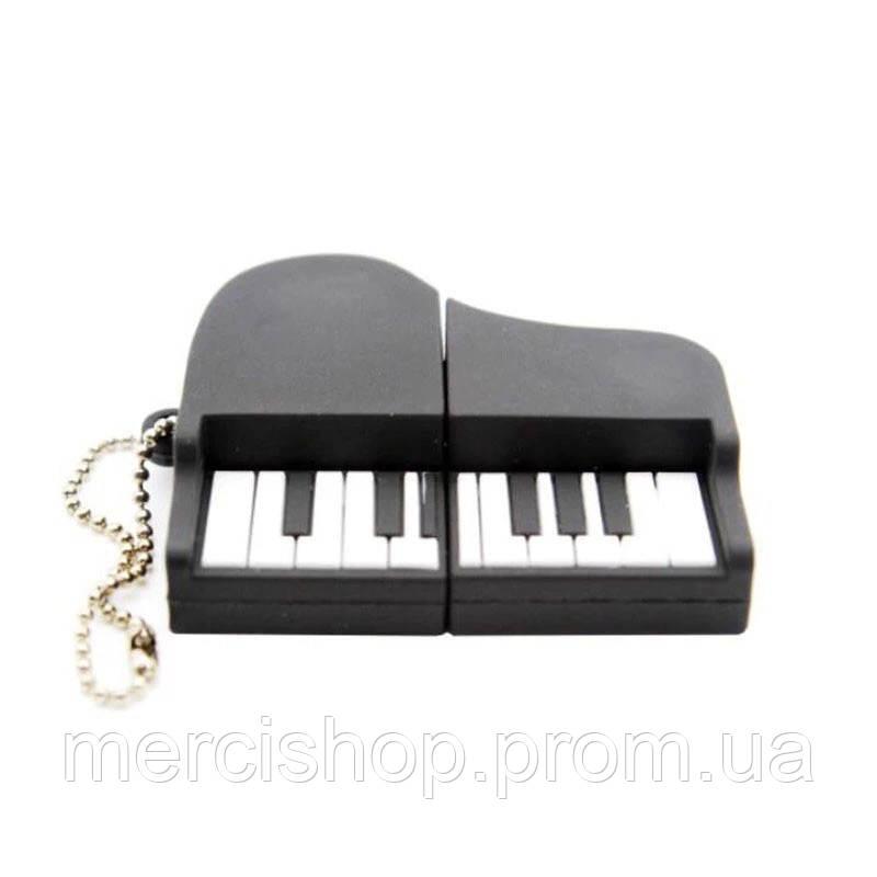"""Флешка """"Рояль"""" 32 Гб , для музыкантов или просто любителей музыки"""
