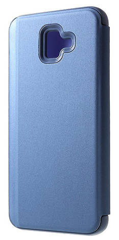 Чохол-книжка NZY для Samsung Galaxy J6+(2018)/ J610F Clear View Standing Cover Синій (126191), фото 2