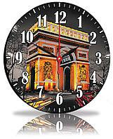 Настенные часы Декор Карпаты (33-73)