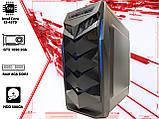 Игровой ПК Intel Core i5 4570, GTX 1050 2Gb, DDR3 8Gb, 500Gb, фото 2