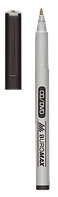 Маркер водостійкий JOBMAX, чорний, 0.6мм