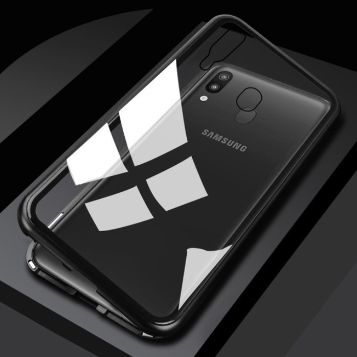 Магнитный чехол для Samsung Galaxy A20 / A30 2019 Magnetic Case (3 Цвета)