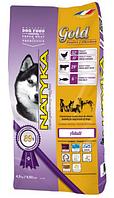 Natyka ( Натика ) корм курица/рис для взрослых собак всех пород  4.5 кг