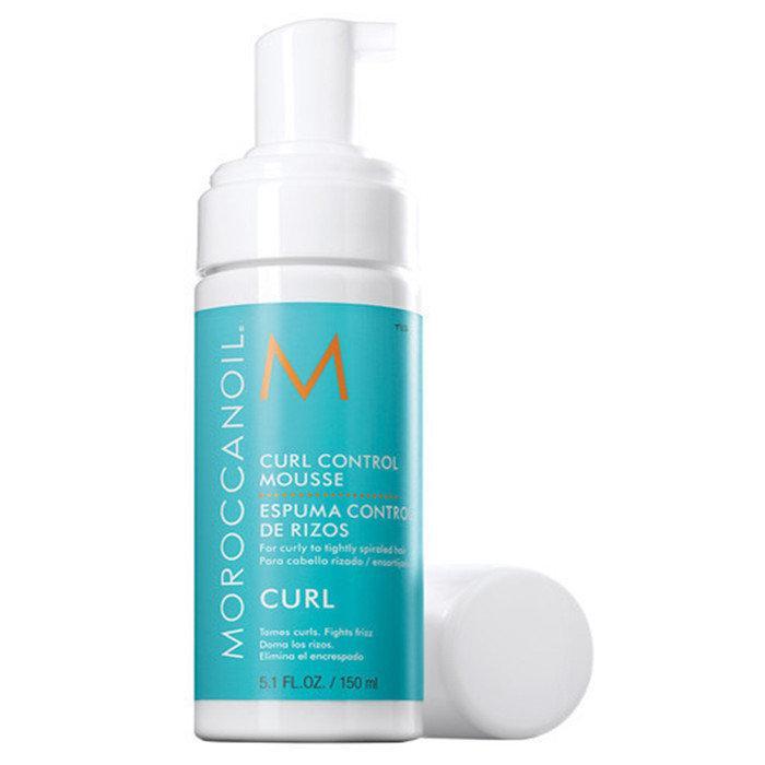 Мусс-контроль для вьющихся волос Moroccanoil Curl Control Mousse 150 мл