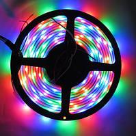 RGB Світлодіодна стрічка WS2812B 60LED/m, фото 1