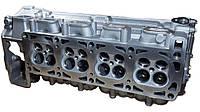 Головка блока цилиндров Газель, Волга двигатель 405, 406 (ГБЦ) б\клап. и крепеж. (трехопорная) (Авто Престиж)