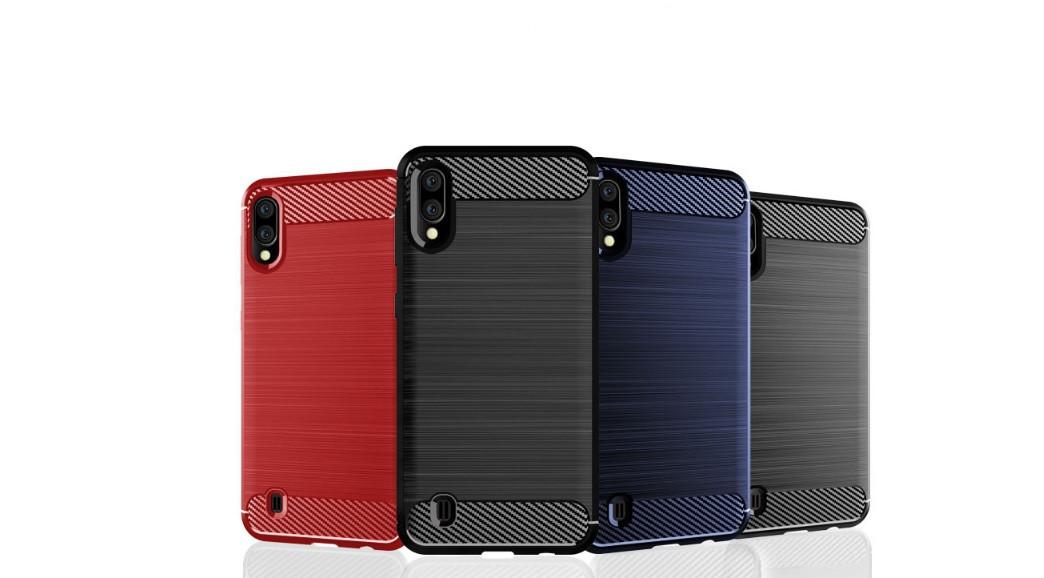 Чохол Carbon для Samsung A10 2019 / A105F (3 кольори)