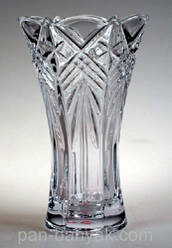 Ваза для цветов Bohemia Taurus h25 см богемское стекло (b89001-99007/250)