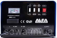 ✔️ Пуско-зарядное устройство AL-FA PRO-LINA ALCC7 -  12:24 V, фото 2