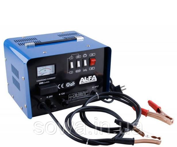 ✔️ Пуско-зарядное устройство AL-FA PRO-LINA ALCC7 -  12:24 V