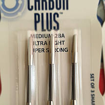 Хвостовики дартс Carbon plus Harrows Англия, фото 3