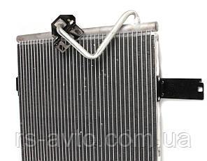 NRF Радиатор кондиционера Fiat Scudo, Фиат Скудо 1.6D, 2.0D 07- 35844, фото 3