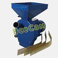 Кормоизмельчитель ДТЗ КР-02 2.5 кВт (зерно - 200 кг\ч, початки кукурузы -85 кг\ч)