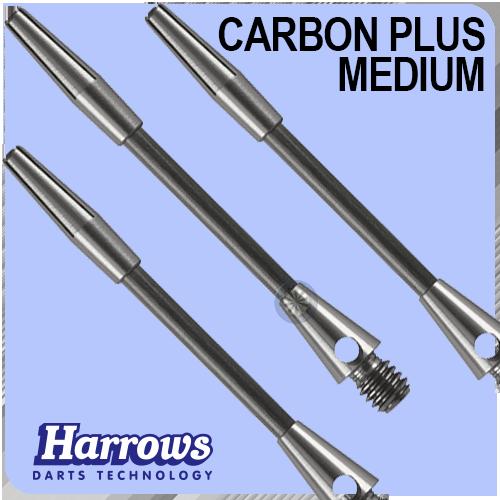 Хвостовики дартс Carbon plus Harrows Англия