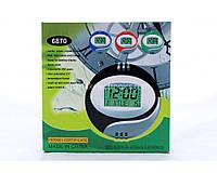 Часы настольные KK 6870 с термометром