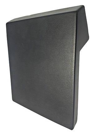 Підголовник для ванни BESCO MODERN чорний, фото 2