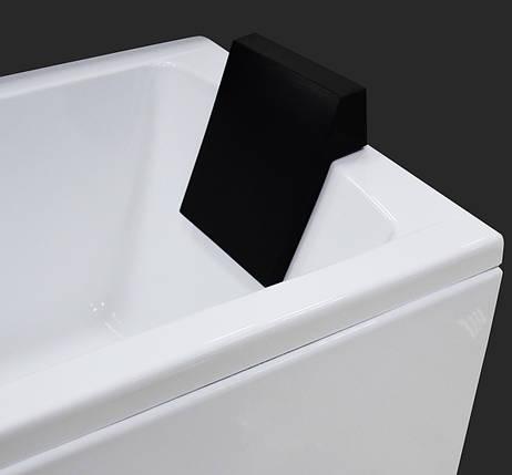 Підголовник для ванни X20-B чорний, фото 2