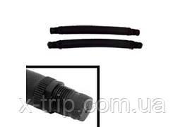 Тяга парная черная латекс D18mm 14cm GESB5214 Sargan