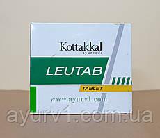 Леутаб - бели  Коттаккал / Leutab, Kottakkal Ayurveda  /100 tabs,