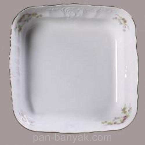 Салатник Thun Bernadotte 6151011  квадратный 16х16 см фарфор (6151011)